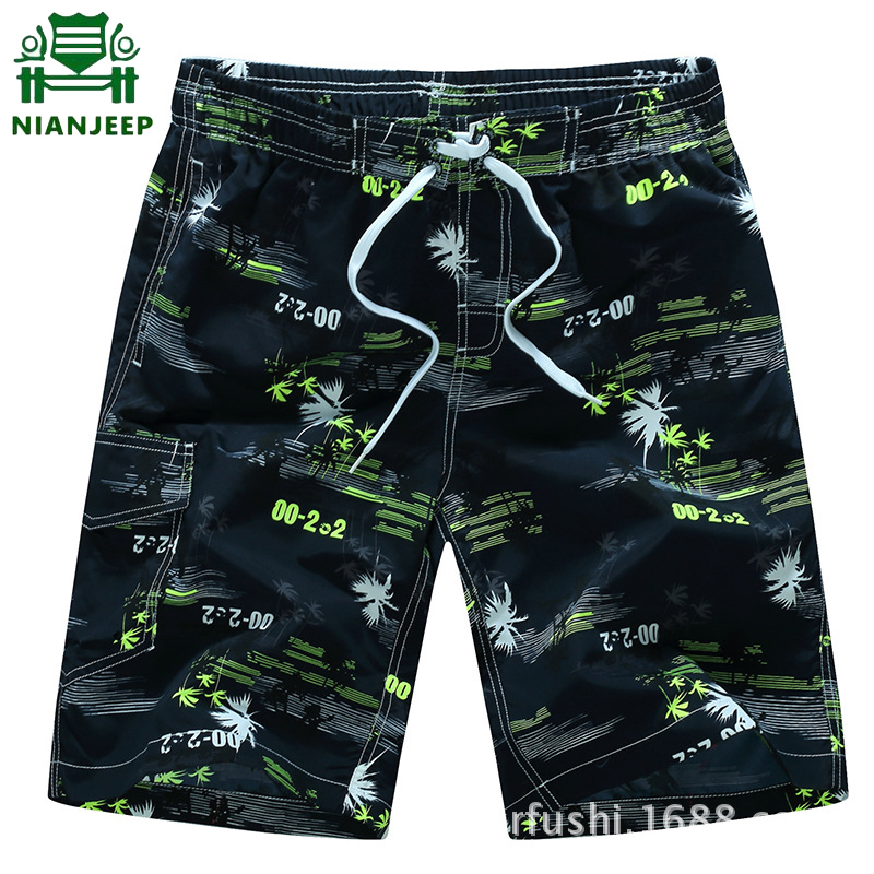 wholesale 2018 Summer Hot Men Beach <font><b>Shorts</b></font> Quick Dry Printing <font><b>Board</b></font> <font><b>Shorts</b></font> Men Bermuda Masculina Plus Size 5XL <font><b>6XL</b></font> men swimsuit image
