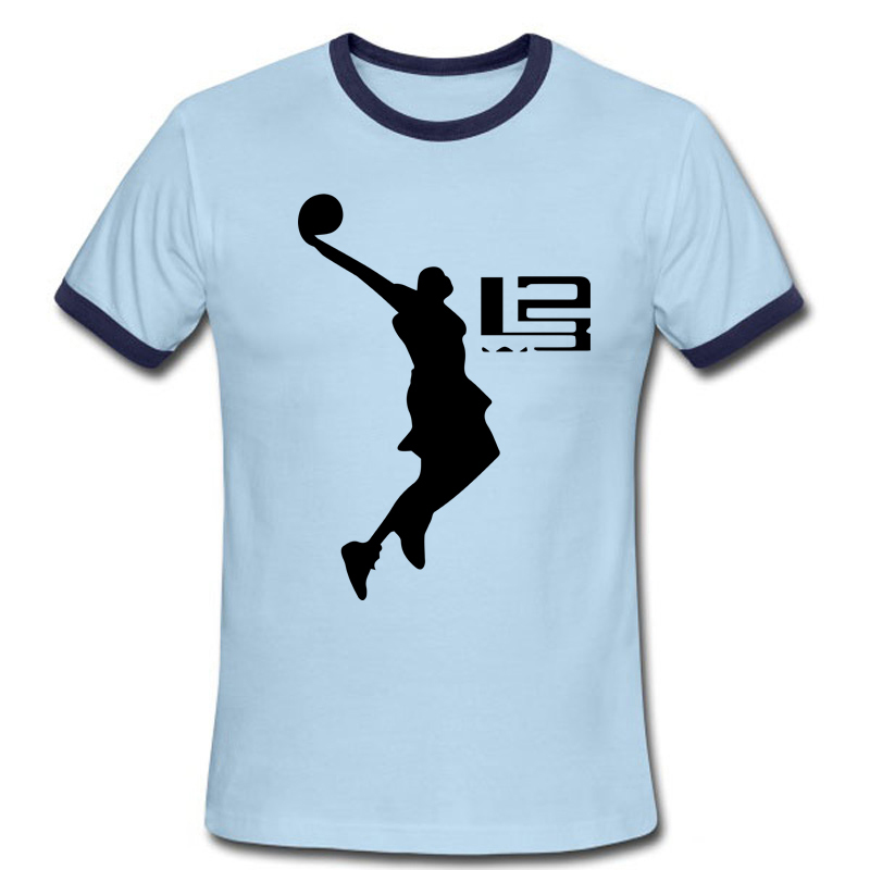 brand basketball player pattern design men t shirt fashion sports t shirts short sleeve o neck. Black Bedroom Furniture Sets. Home Design Ideas