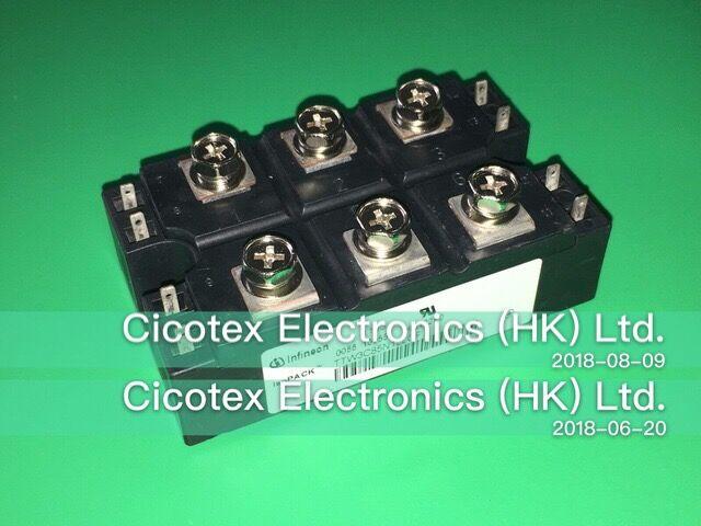 TTW3C85N14LOF IGBT Module de Thyristor de contrôle de Phase TTW3C85N14L0F