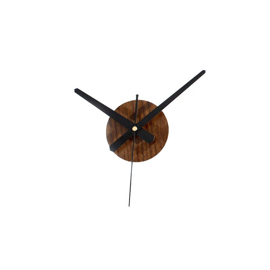 Wooden DIY Wall Clock Modern Design Living Room Clocks Classic Style ...