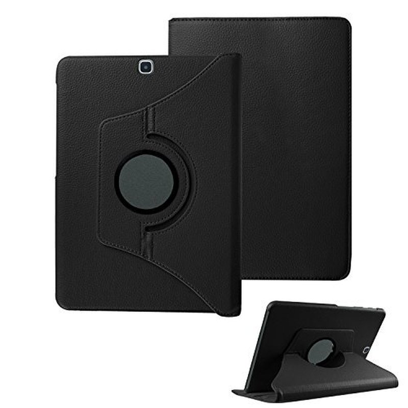 Case For Samsung Galaxy Tab S2 8.0 Inch T710 T713 T715 T719 SM-T710 SM-T715 Tablet Case 360 Rotating Bracket Flip Leather Cover