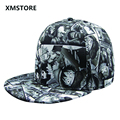 2017 New One Piece Sabot Baseball Cap Hat Men Women Monkey D Luffy Hip Hop Caps Bone Anime Trafalgar Law Sanj Snapback Hats W132