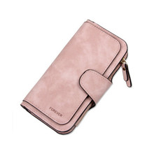 New famous Designer Long Clutch Women Wallets Luxury Brand Female Portfolio Women's Purse Coin Money Bag Cuzdan Vallet Portomone
