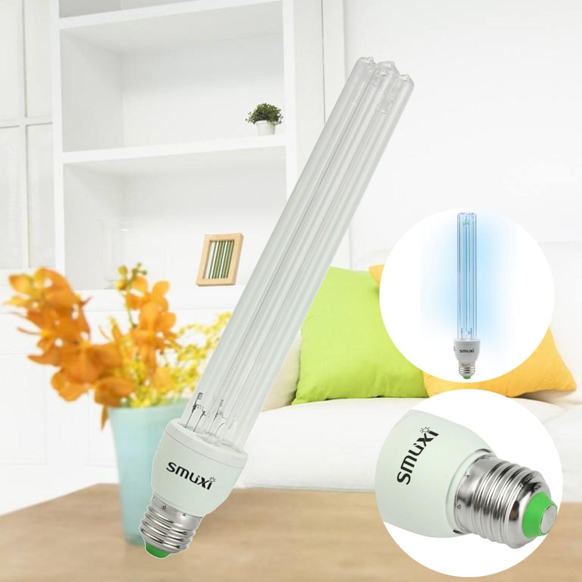 1 Stücke Blau Uv Light Tube E27 20 Watt Desinfektion Lampe Ozon Sterilisieren Und Reinigung Lampe Krankheiten Zu Verhindern Und Zu Heilen