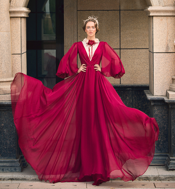 18th century cosplay royal wine red chiffonball gown medieval dress  Renaissance gown queen Victorian dress Antoinette Belle Ball 087666a0a0ad