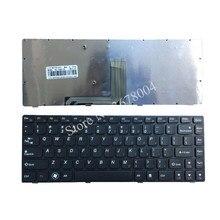 НОВЫЙ США клавиатура для ноутбука Lenovo Y480 Y480N Y480M Y480A Y480P Y485M Y485N Y485P Y485 US клавиатура черный