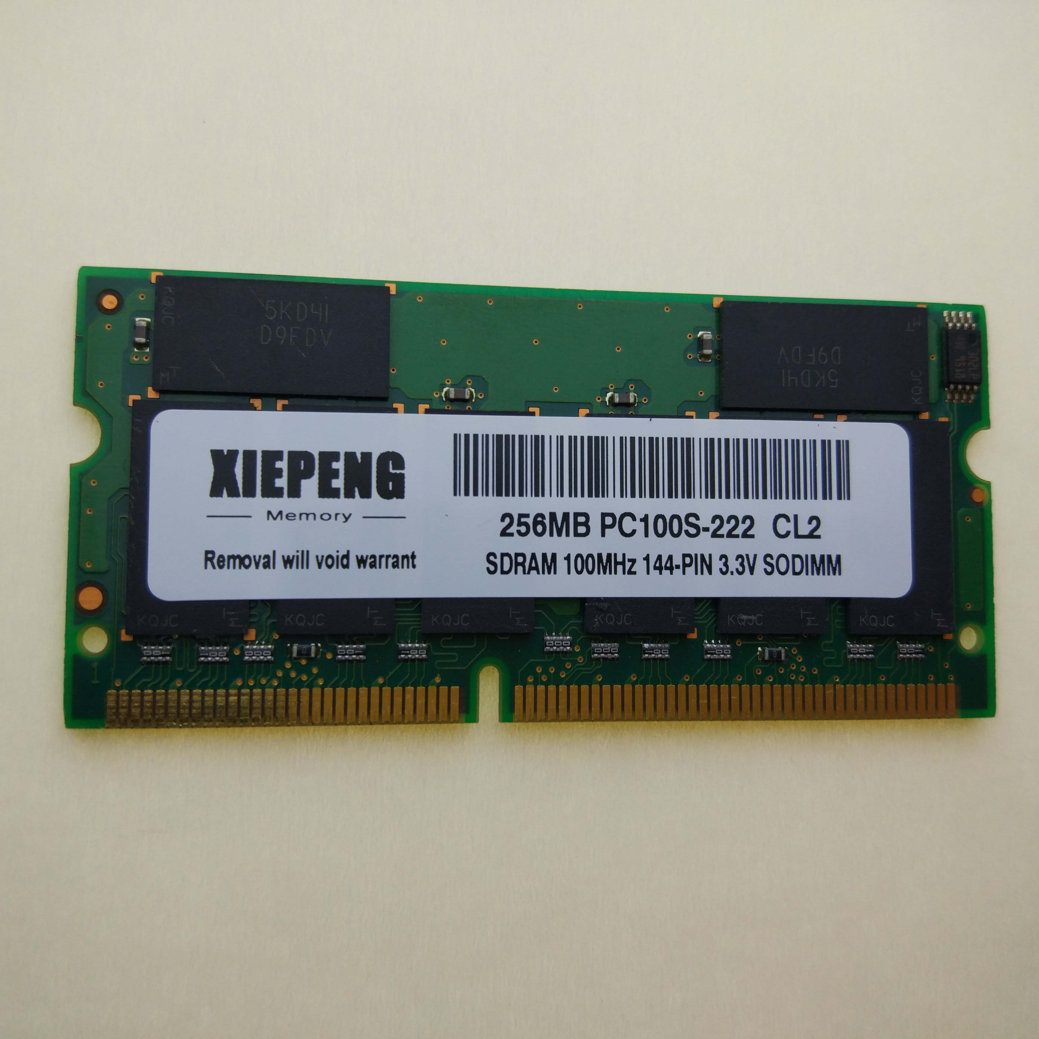 256MB PC133 SDRAM 168pin dimm TESTED