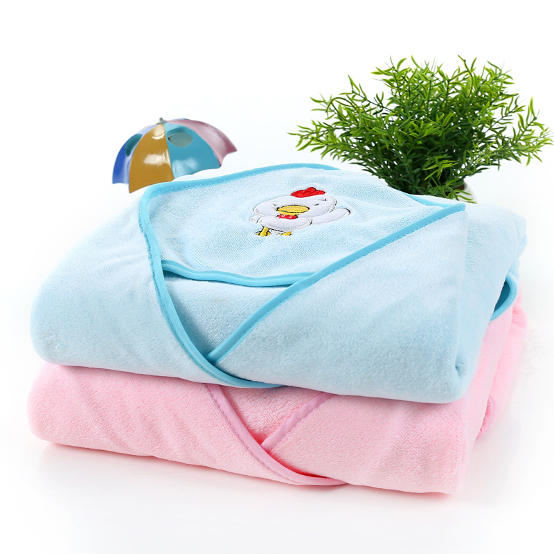 New Breathable Baby Bath Towels Kids Blanket Winter Cotton Cartoon Baby Soft Towels Newborn Boy Girl Blanket Baby Hooded Towels