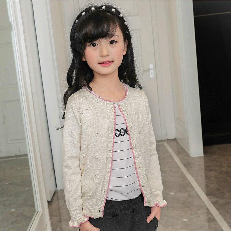 ab34175ce Kids clothes Girls sweater Roupas infantis menina Spring Autumn Girl ...