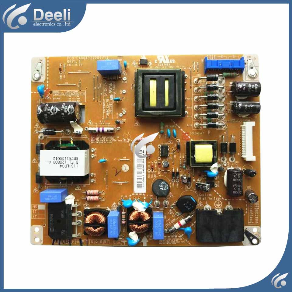 95% new original for Power Supply board 32LV2200-CA EAX64127201/10 LGP32-11PUC1 GOOD WORKING eax62106801 3 lgp26 lgp32 new universal power board second photo page 1