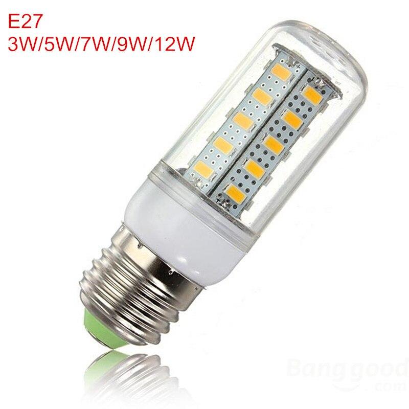 Pack of 5 24V 5W E14 Screw in Light Bulb 16mm X 54mm