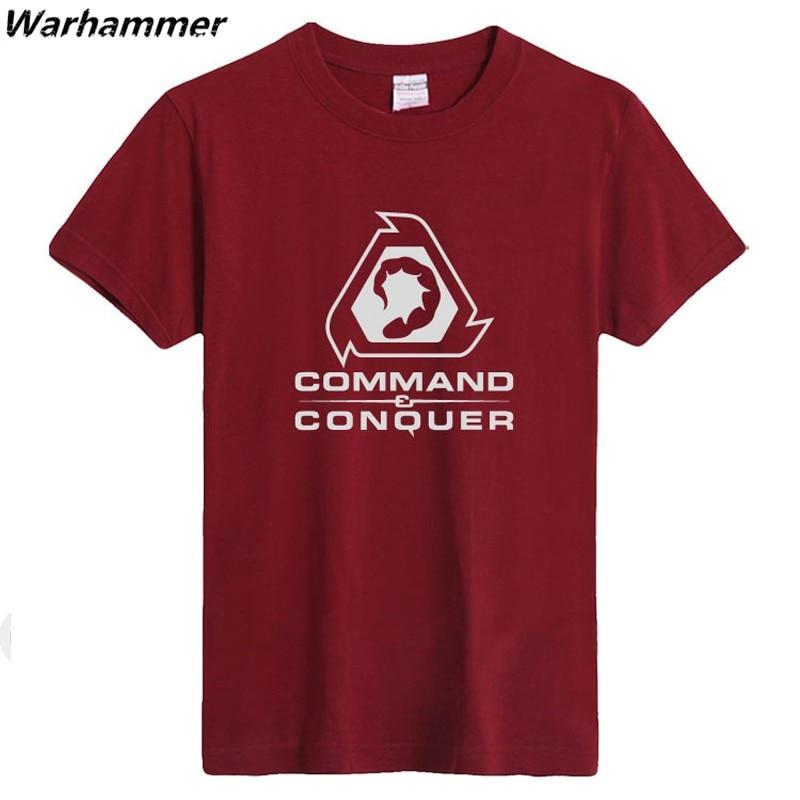 Command Conquer Տղամարդկանց վերնաշապիկ - Տղամարդկանց հագուստ - Լուսանկար 4