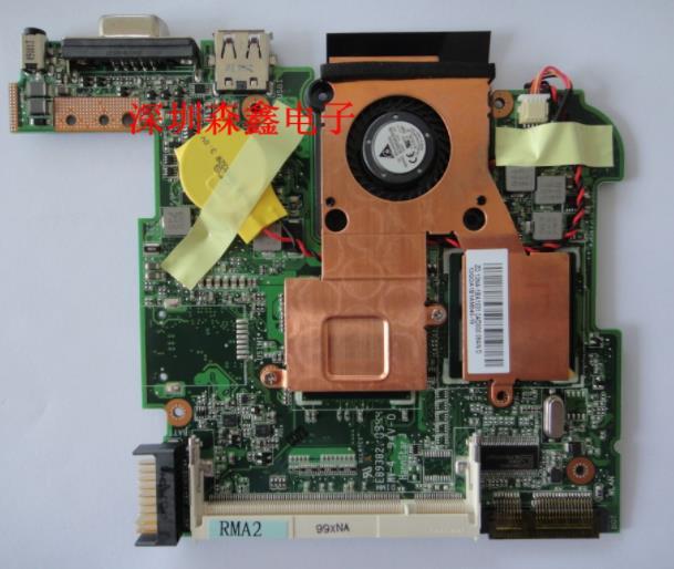 Per ASUS EEE PC 1005HA 1001HA Scheda Madre 60-OA1BMB5000-A02 08G2005HA13Q 100/% Test