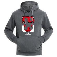 Jordan Bull Hoodie