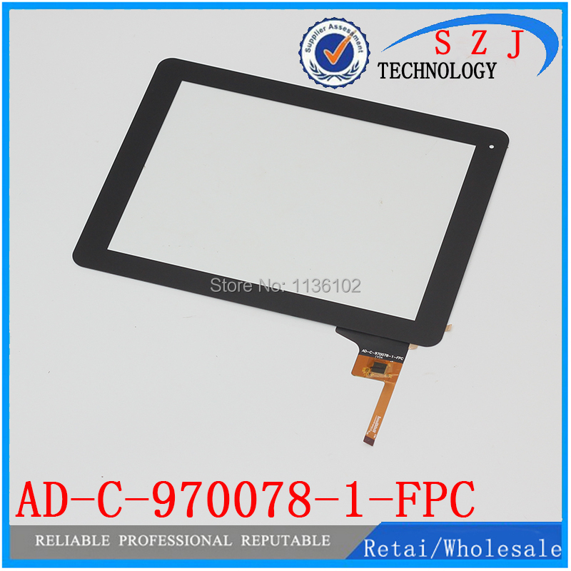 Original 9.7'' inch MID Touch Screen Tablet AD-C-970078-1-FPC Touch Panel Digitizer Glass Sensor Replacement Free Shipping black capacitive touch screen digitizer glass 9 7 inch tablet touch panel replacement ad c 971242 fpc free shipping