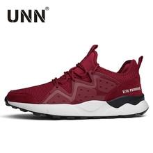 Newest Sneakers Men Red Comfort Black Running Shoes Men's Breathable Mesh Sport Shoes Men