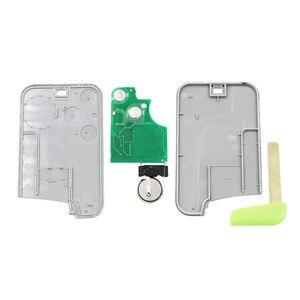Image 4 - 원격 스마트 키 2 버튼 카드 433MHZ Pcf7926 Renault Laguna 2 Espace Control 용 트랜스 폰더 칩