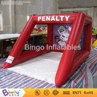 Бесплатная доставка 2,5x3,5x2 метра надувные Футбол ворот открытый весело спортивные взорвать Футбол игры для детей игрушки