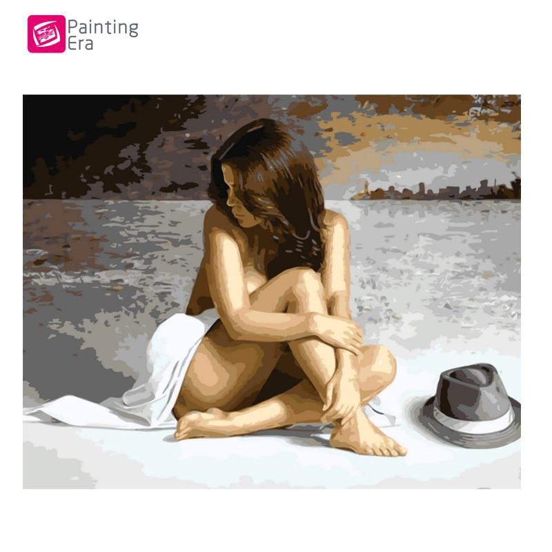 5D, naredi sam, diamantno slikarstvo, ženske, seksi, diamantno - Umetnost, obrt in šivanje