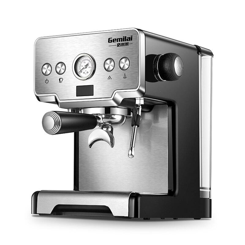 Semi-automatique Machine À Expresso Machine À Café À Domicile Électrique Machine À Café Café Amercian Machine CRM3605