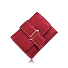 New Designer Famous Brand Luxury Women's Wallet Purse Female Small wallet perse Portomonee portfolio lady short carteras A156 2017 designer famous brand luxury women wallet purse female small walet cuzdan perse portomonee portfolio lady short carteras
