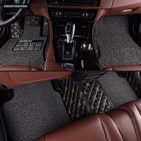 ZHAOYANHUA Car Floor Mats Special For Mercedes Benz 463 G Class 500 320 G55 AMG G500