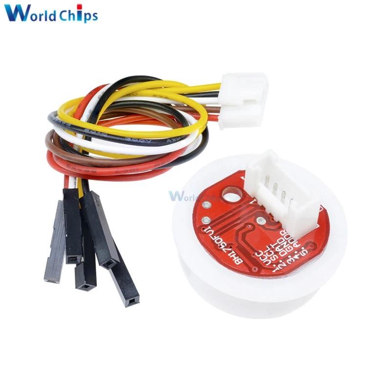 Bh1750Fvi Chip Light Intensity Light Sensor Modulei Light Ball For Arduino F4Pla