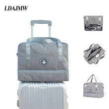 New Hot Dry Wet Separation Swimming Bag Beach Waterproof Shoe Bag Travel Clothes Toiletries Storage Bag Fitness Organizer