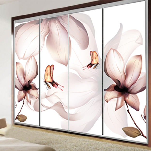 Customized Opaque Self Adhesive Electrostatic Glass