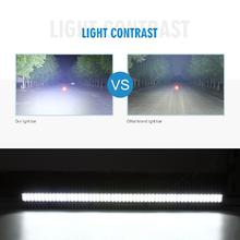 Auxmart LED Bar 648W 576W 468W 396W Off road 50″ 44″ 36″ 23″ 20″ Offroad 4X4 Work Light bar Car LED Lamp Spot Lights Auto Uaz