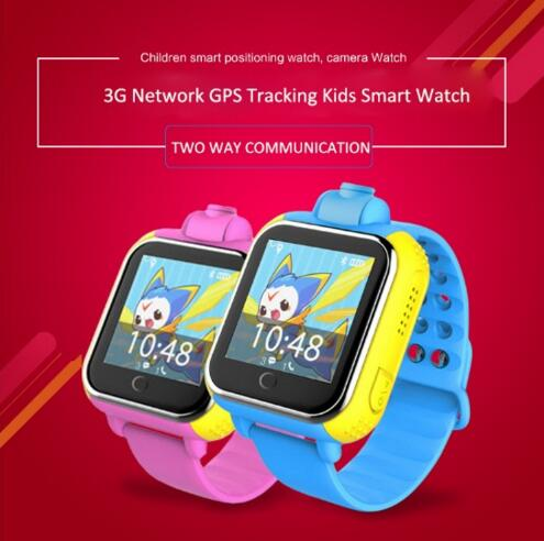 ФОТО New Smart watch Kids Wristwatch G75 3G GPRS GPS Locator Tracker Anti-Lost Smartwatch Baby Watch With Camera For IOS Android