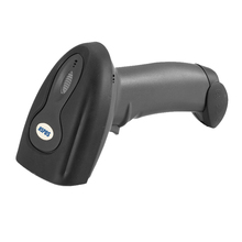 High speed laser scanner with stand Cheap usb bacode reader Fast and accurate in reading all 1D codes for supermarket HS-2016