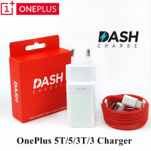 Original ONEPLUS 5T Dash Charger one plus 6t 6 5 3t 3 charge mOBILE phone 5V/4A usb wall travel adapter USb 3.1 Type C cable аксессуар oneplus dash charge usb type c 1 0m red 0202003201