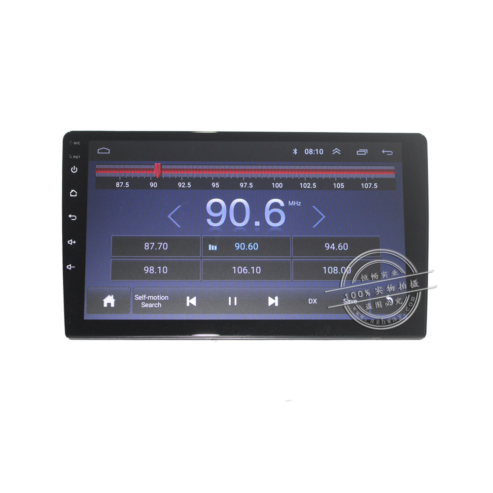 """HANG XIAN 2 din Car radio for 9"""" 10.1"""" universal interchangeable car dvd player GPS navigation car accessories of autoradio-in Car Multimedia Player from Automobiles & Motorcycles    2"""