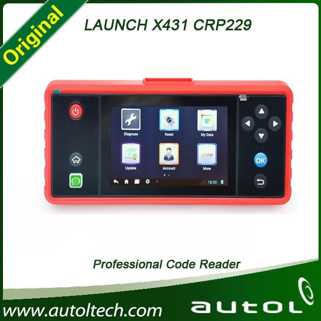 Original Auto Code Reader Launch X431 CRP229 Professional Scan font b Tool b font CRP229