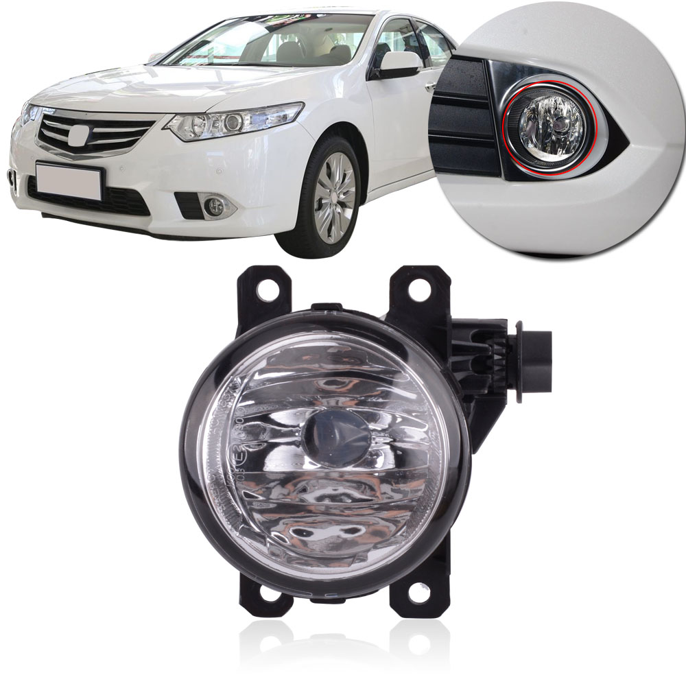 CAPQX Front Bumper Fog Light Driving Foglight Fog Lamp For