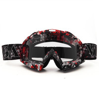 P932B Motocross Goggles Cross Country Skis Snowboard ATV Mask Oculos Gafas Motocross Motorcycle Helmet MX Goggles Spectacles