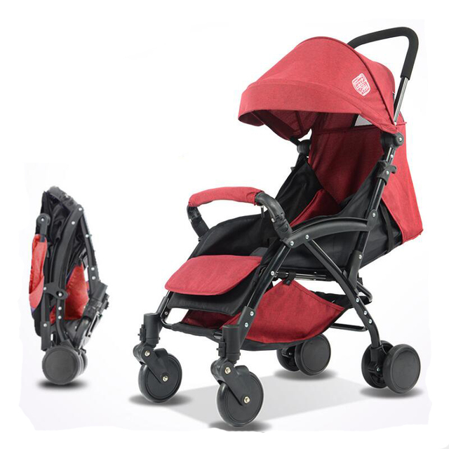 Lightweight Portable Baby Buggy