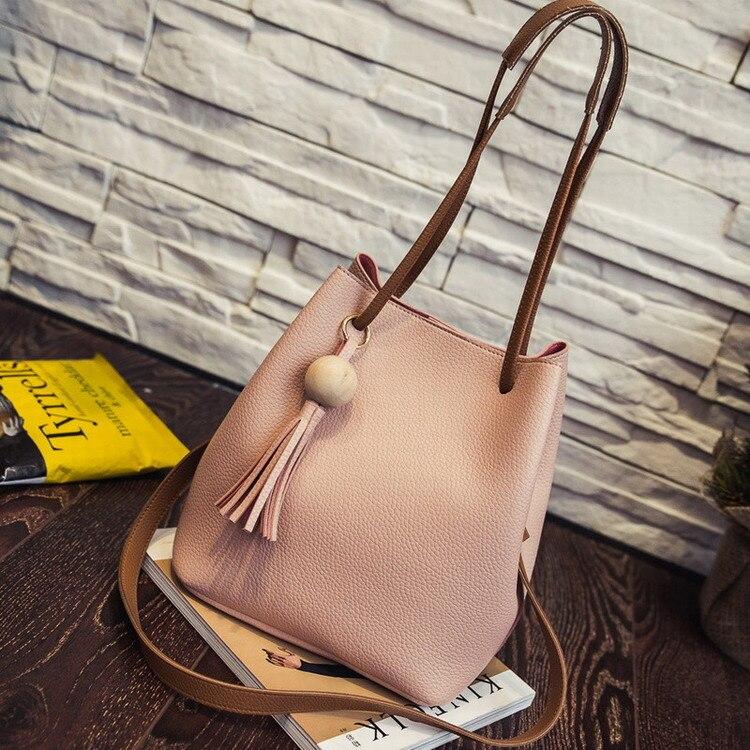 bolsa de couro mulheres homensageiro Marca : Aliwood