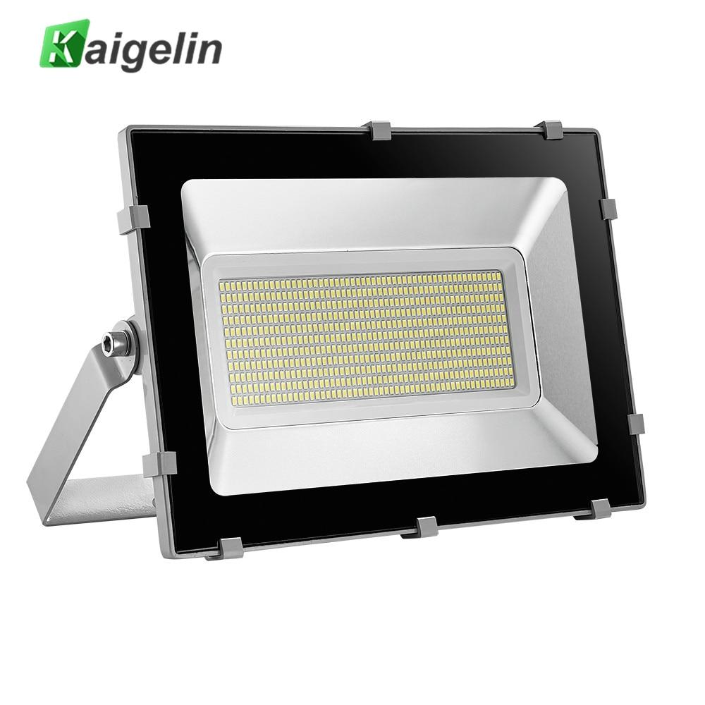 2 PCS Kaigelin 5ème NOUVEAU Design 300 W LED Lumière D'inondation Imperméable À L'eau Led Extérieure de Projecteur LED Spotlight Jardin Paysage Projecteur