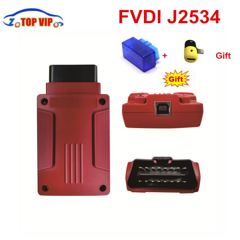 Mais novo FVDI J2534 ou ma-z-Forscan da para F-o -- rd IDS Ferramenta de Diagnóstico melhor do que ELS27 ELM327 em estoque