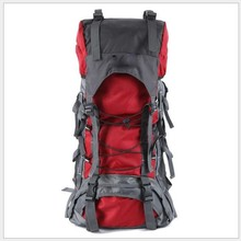 1 piece 60L Outdoor Backpack Camping Climbing Waterproof Mountaineering Hiking Backpacks Molle Sport Bag Rucksack