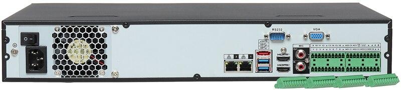 Original Dahua English version 4K NVR 64ch Network Video Recorder NVR5464-4KS2 without POE DH-NVR5464-4KS2 DHI-NVR5464-4KS2
