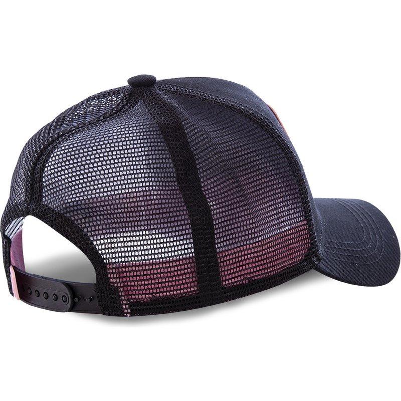 capslab-kid-buu-buu-dragon-ball-black-trucker-hat (1)