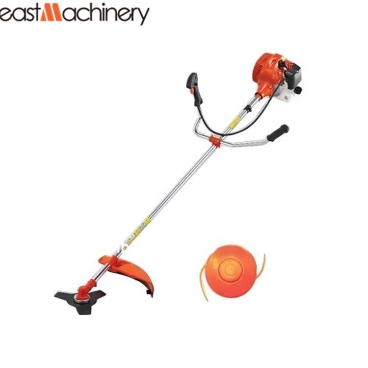 Europe Free Shipping 52cc 1.75kw 2 stroke Gasoline/Petrol Brush Cutters Grass trimmer lawn mover  цены