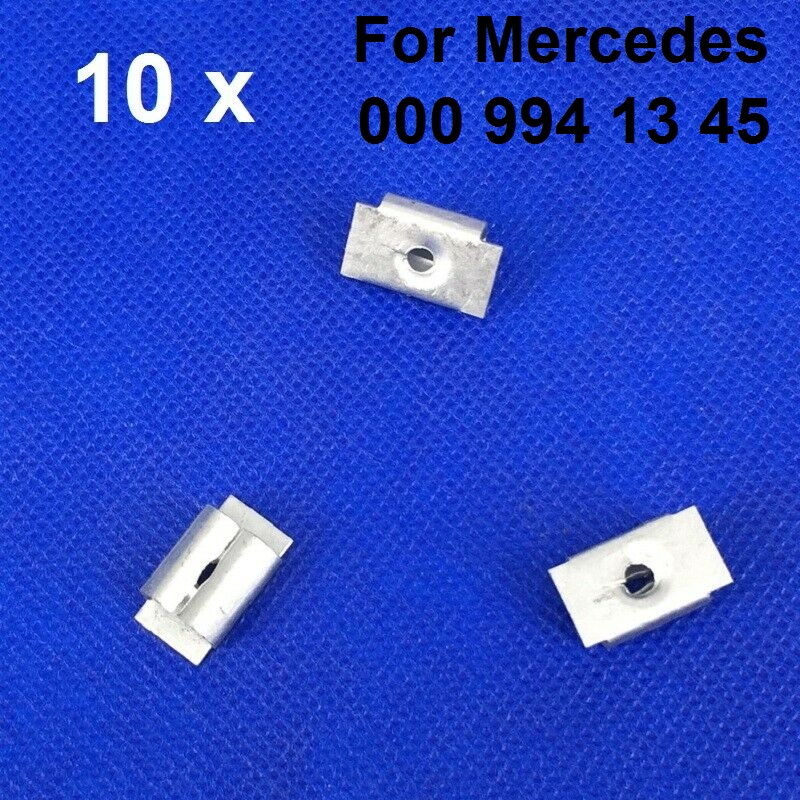 US $6 09 |10xFor Mercedes Benz W100 W198 W121 clip Spring nut 000 994 13  45-in Auto Fastener & Clip from Automobiles & Motorcycles on Aliexpress com  |