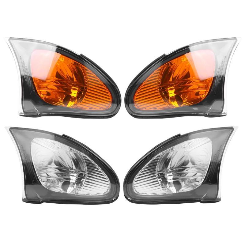 FOR BMW 3 SERIES F30 E90 E91 E93 E46 1998 SMOKED//AMBER LED SIDE REPEATER LAMPS