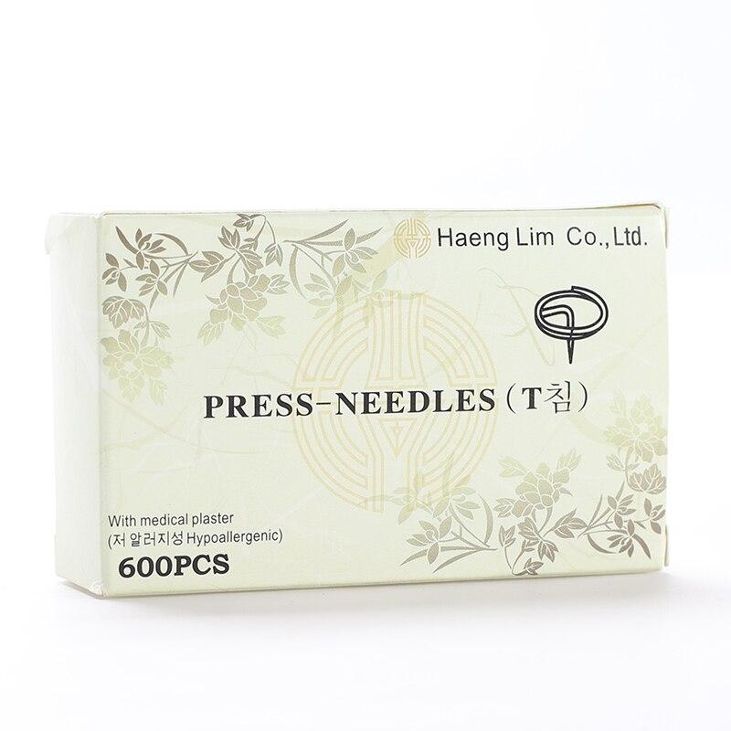 Aliexpress.com : Buy 600pieces/box Press Needle Ear Needle