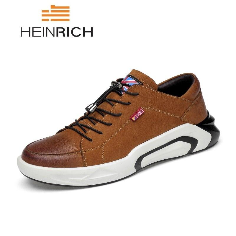 Heinrich Superstar Transpirable Black Casual Boost Otoño Ultra Calzado marrón breathable Zapatos Zapatillas Marca Brown breathable Calidad Hombres Superior Verano De Cuero Negro rP4wrSxq