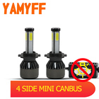 YAMYFF H7 LED H4 Can...